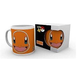 Mug pokemon salamèche glow