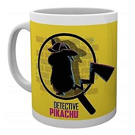 Mug pokemon détective pikachu loupe