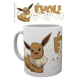 Pokemon mug evoli