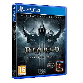 Diablo 3 - ultimate evil edition (PS4)