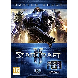 STARCRAFT 2 Battlechest Trilogie (PC)