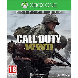 Call of duty : world war II - édition pro (XBOXONE)