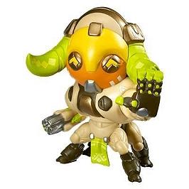 Figurine overwatch cute but deadly - orisa