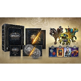 World of warcraft battle for azeroth - Collector (PC)