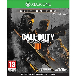 Call of duty black ops 4 - Pro (XBOXONE)