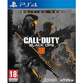 Call of duty black ops 4 - Pro (PS4)