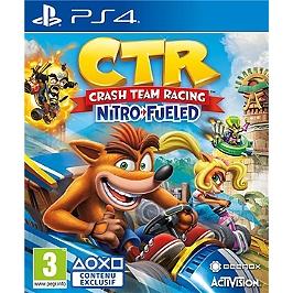 Crash team racing nitro-fueled - (PS4)