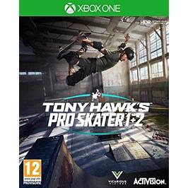 Tony hawk's pro skater 1 + 2 (XBOXONE)