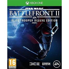 Star Wars battlefront II - éditon deluxe soldat d'élite (XBOXONE)