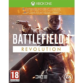 Battlefield 1 - édition revolution (XBOXONE)