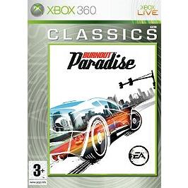 Burnout paradise - Classics (XBOX360)