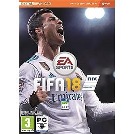 FIFA 18 - code de téléchargement (PC)