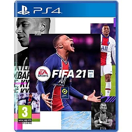 FIFA 21 - Version PS5 incluse - standard (PS4)