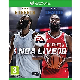 NBA Live 18 - the one edition (XBOXONE)