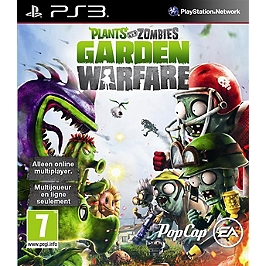 Plants VS Zombies: garden warfare (PS3)