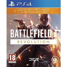 Battlefield 1 - édition revolution (PS4)