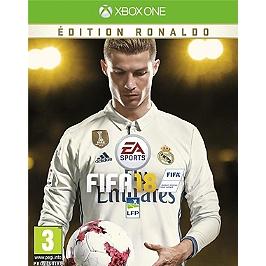 FIFA 18 - édition Ronaldo (XBOXONE)