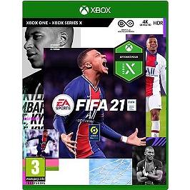 FIFA 21 - Version XBOX SERIES X incluse - standard (XBOXONE)
