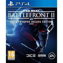 Star Wars battlefront II - éditon deluxe soldat d'élite (PS4)
