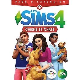 Les sims 4 : chiens et chats (code de téléchargement) (PC)