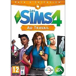 Les Sims 4 - au travail (extension) (PC-MAC)