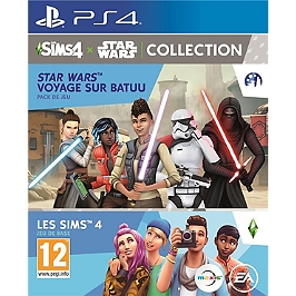 SIMS 4 + GP9 Star Wars