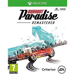 Burnout Paradise Remastered (XBOXONE)