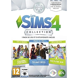 Les Sims 4 - collection #4 (PC)