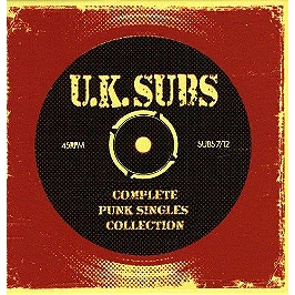 Complete punk singles collection, CD