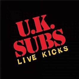 Live kicks, CD