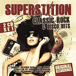 Superstition - Classic rock and disco hits, CD