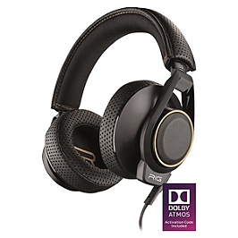 Casque plantronics RIG 600 Dolby Atmos (PS4)