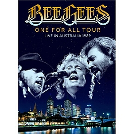One for all tour : live in Australia 1989, Dvd Musical