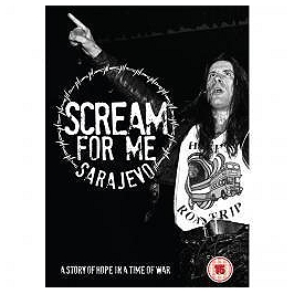 Scream for me Sarajevo, Dvd Musical