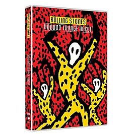 Voodoo lounge uncut, Dvd Musical