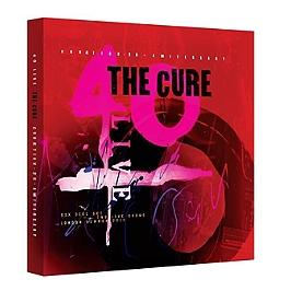 Curaetion 25 - anniversary, Edition limitée 4 CD + 2 DVD - livre dos carré, 40 pages, CD + Dvd
