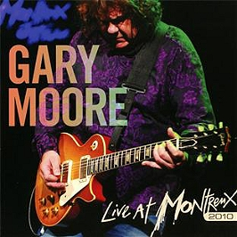 Live at Montreux 2010, CD