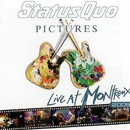 Live at Montreux 2009, CD