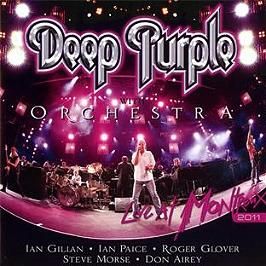 Live at Montreux 2011, CD