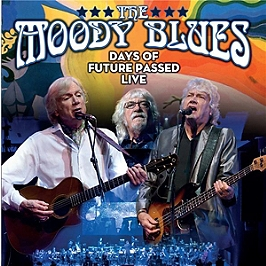 Days of future passed live, CD
