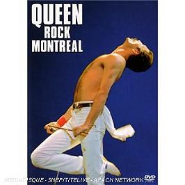Rock Montréal, Dvd Musical