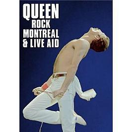 Rock Montréal & live aid, Dvd Musical