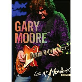 Live at Montreux 2010, Dvd Musical