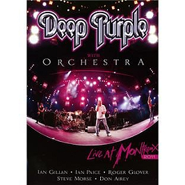 Live at Montreux 2011, Dvd Musical