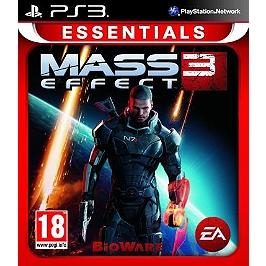 Mass effect 3 - Essentials (PS3)