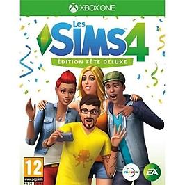 Les Sims 4 : fête deluxe (XBOXONE)