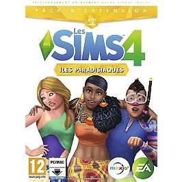Sims 4 (EP7) - îles paradisiaques - code de téléchargement (PC)