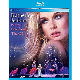 Believe: live from the O2, Blu-ray Musical