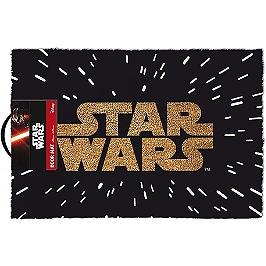 Star wars door mat logo