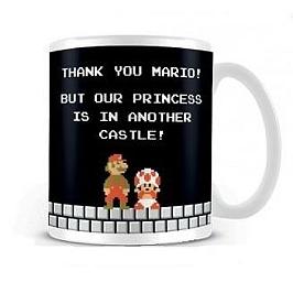 Mug Super mario another castle